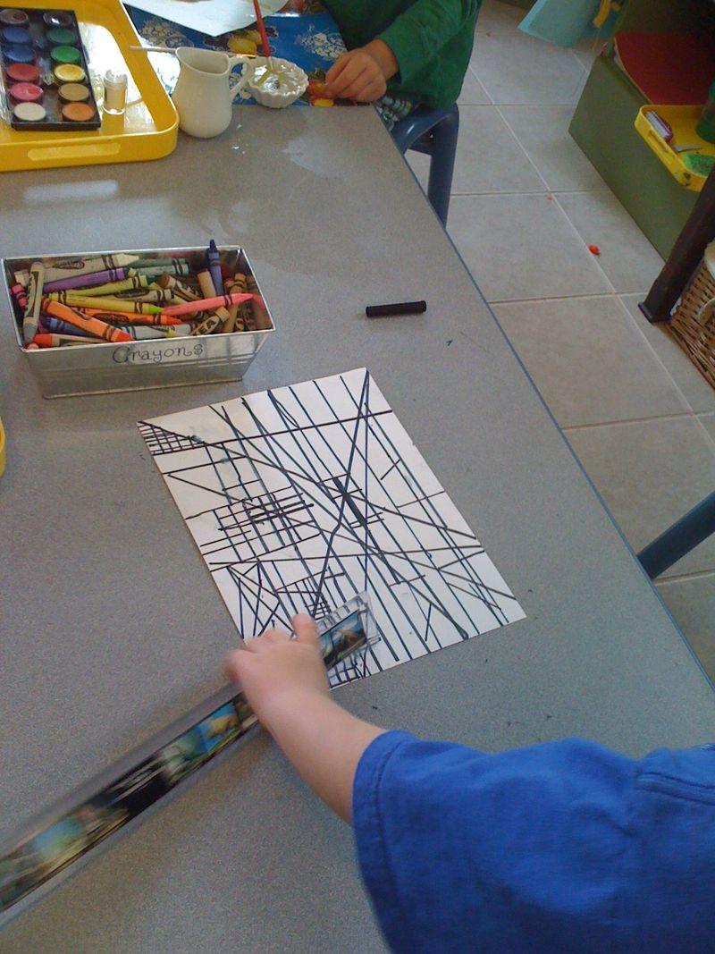 Art through literature camp 100
