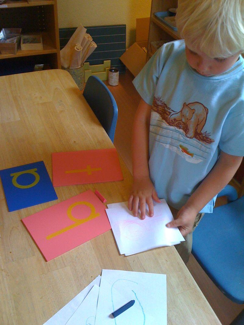 Art through literature camp 093